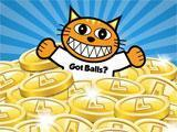 Make the Cat Happy on Lucky Bingo!
