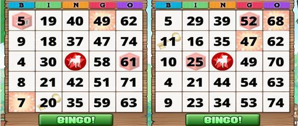 Zynga Bingo - Zynga está trayendo de vuelta al bingo!