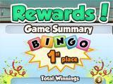 Amazing Rewards on Bingo Blingo - WOW!