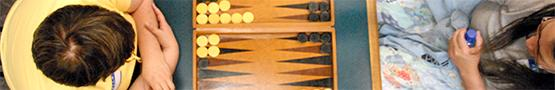 A Brief History of Backgammon