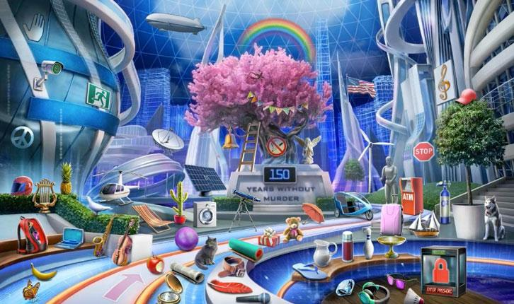 Virtual Utopia in the case