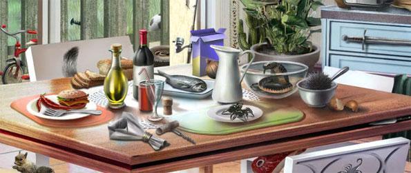 The Grim Butcher - Breakfast Table - Scene 6