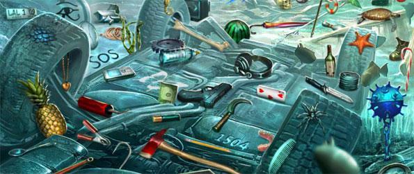 Good Cop Dead Cop - Submerged Car - Scene 6