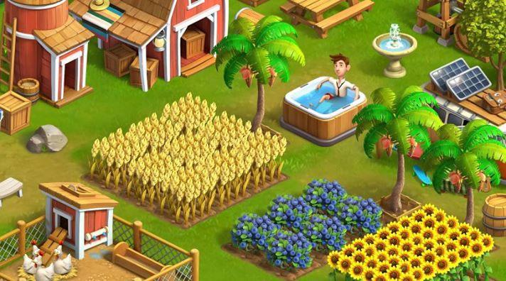 Funky Bay at PlayGamesLike