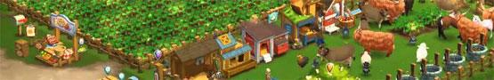 Jeux de ferme Gratuits - Farmville vs Farmville 2