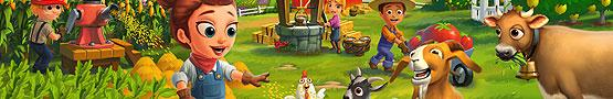 Jeux de ferme Gratuits - Collaborative Farming Games