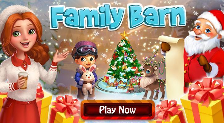 Celebrate the Festive Season in Family Barn