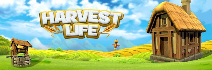 Rebuild Your Inherited Farm in Harvest Life