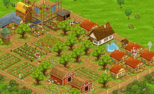 Enjoy the Brilliant Big Farm