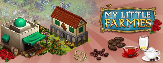 Visit Cupid's Garden in My Little Farmies