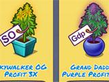 Wiz Khalifa's Weed Farm buying upgrades