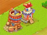 Cartoon Farm: Feed Mills