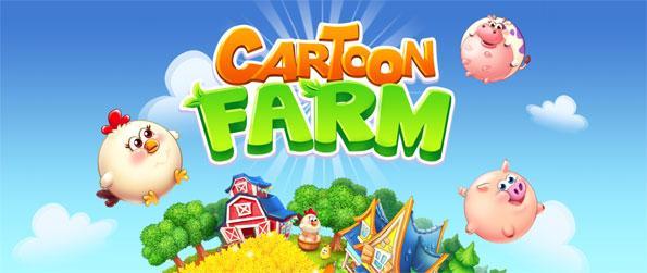 Cartoon Farm - Manage your own farm in Cartoon Farm.
