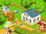 Farm Town Gameplay