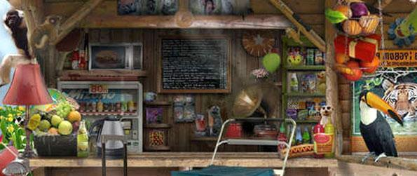 Zulu's Zoo - Help Zulu win the competition by completing hidden object games and clearing up her zoo.
