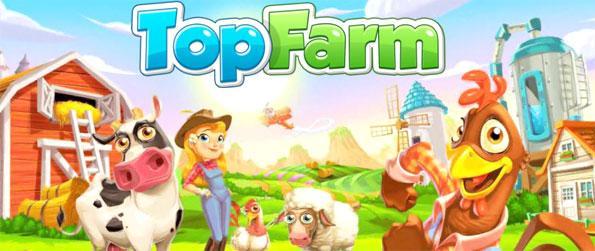 Top Farm - Enjoy a stunning 3D farm game full of fun.