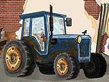 Farmer Tractor Garage