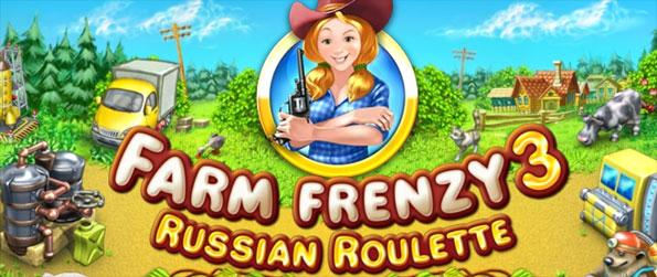 Farm Frenzy 3: Russian Roulette - Scarlet is back with a new adventure in Russia!