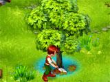 Dragon Farm Airworld: Chopping Trees