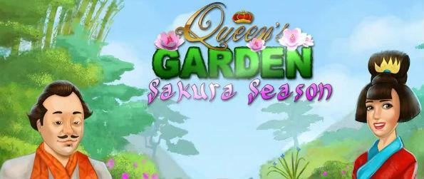Queen's Garden Sakura Season - The Queen's Garden Sakura Season is a fresh take on a traditional and sometimes cookie-cutter match 3 game. It's beautiful and flexible, has a lot of layers, and is challenging enough to get you hooked.