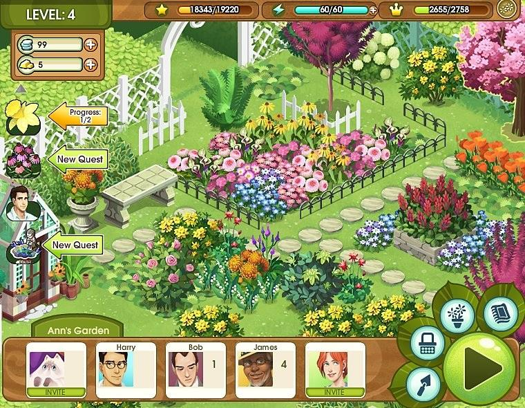 Charmant Fill Your Garden With Flowers In Full Bloom ...
