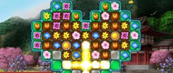 Flower Paradise - Solve Over 250 Unique Flower Puzzles!