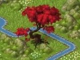 Create your own garden in Mahjong Garden
