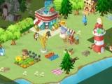 Build your village in Fantastic Forest