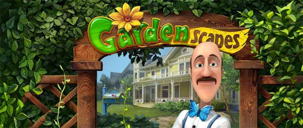 Gardenscapes - Enjoy a brilliant classic hidden object game with a gardening twist.