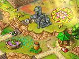 Gardens Inc 4: Blooming Stars gameplay