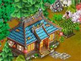 Secret Garden Cedar House