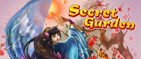 Secret Garden - Cultivate your own patch of forest into a beautiful Oriental garden.