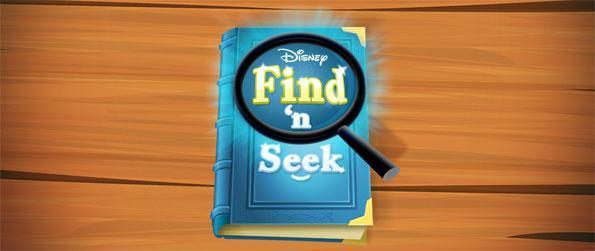 Disney Find 'n Seek - Collect all the Tricker-Stickers and paste them back into the Book of Little Tricksters in this fun-filled Disney-themed hidden object game, Disney Find 'n Seek!
