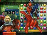 Marvel Puzzle Quest Spiderman Special Attack