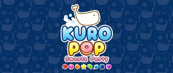 Kuro Pop Sweets Party - Join Kuro in a fun-filled and sweets-overloaded journey.