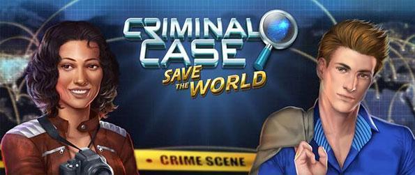 Criminal Case: Save the World - Save the world one case at a time with the international agency known as The Bureau in Criminal Case: Save the World!