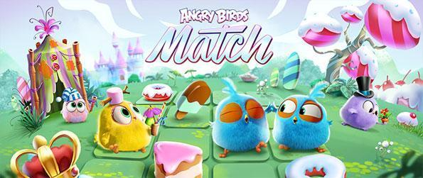 Angry Birds Match - Play this innovative match-3 game that's sure to have you captivated for hours upon hours.