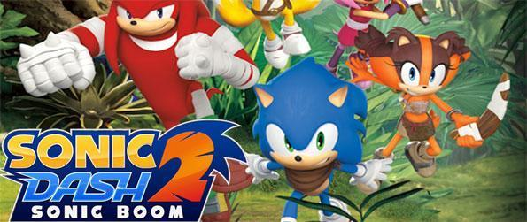Sonic Dash 2: Sonic Boom - Enjoy an epic endless runner game with exciting challenges with Sonic Dash 2: Sonic Boom.
