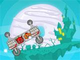 Bad Piggies HD: Completing Stages