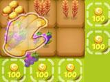 Harvesting in Hi Farm: Merge Fun!