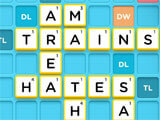 Word Domination gameplay