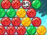 Red Lantern Level in Panda Pop