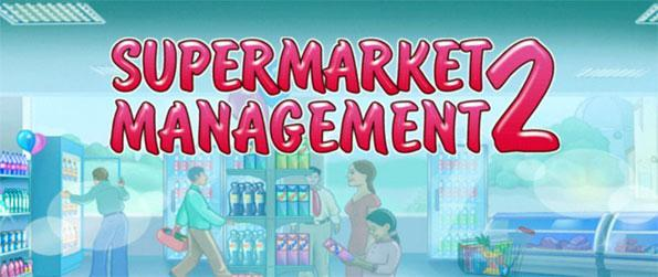 Supermarket Management 2 - Play this high quality time management games in which your skills will be tested to the very limit.