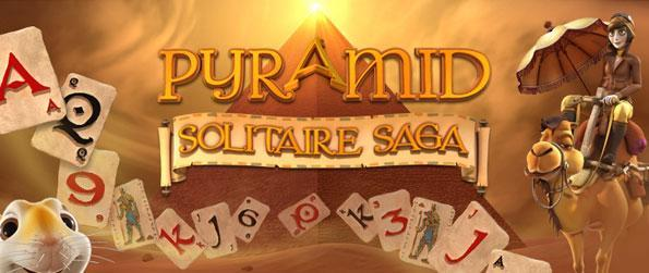 Pyramid Solitaire Saga - Unravel an Ancient Mystery!