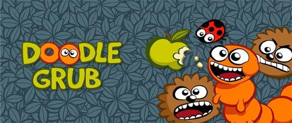 Doodle Grub - Help the snake eat apples and grow as long as it can in this highly addictive game.