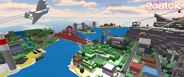 Roblox - Build your Games and Share them Others!