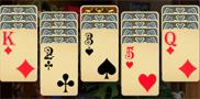 Solitaire Mystery game