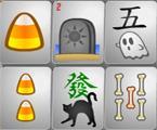 Halloween Mahjong game