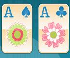 Spring Solitaire game