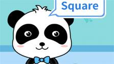 Learn shapes with Baby Panda